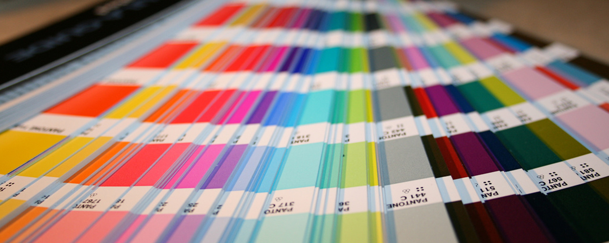 what every marketer needs to know about color modassic marketing - Pantone Color Books