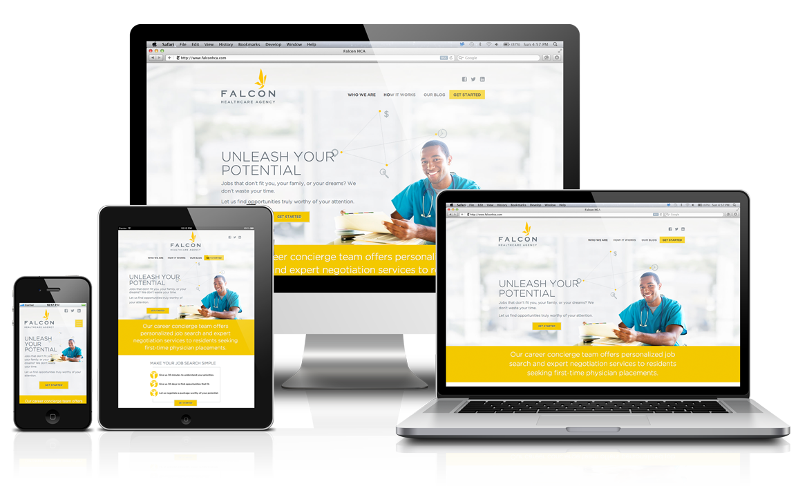Web Design Agency In Dallas Tx Responsive Web Design